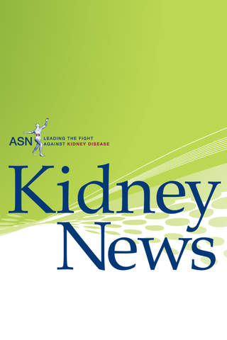 Kidney News screenshot 1