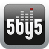 5by5 Radio by Benjamin Productions icon
