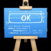 简单的矢量图形绘制工具 PaintCode
