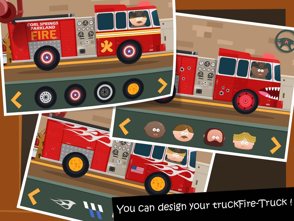 Brave Fireman - 勇闯高峰 - 勇敢的消防员 - 勇敢的消防員