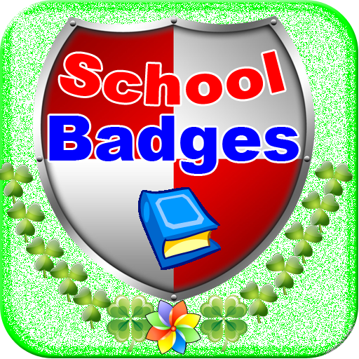 School Badges of the Famous University HD