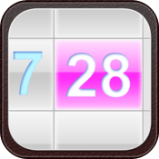 Safe period calculator icon