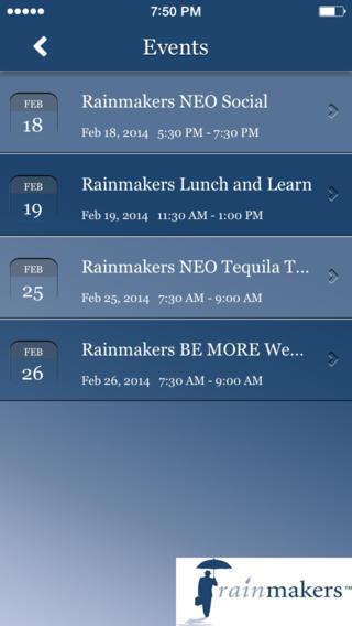 Rainmakers NEO