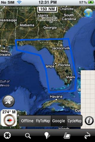 Marine Lakes: Florida Fishing