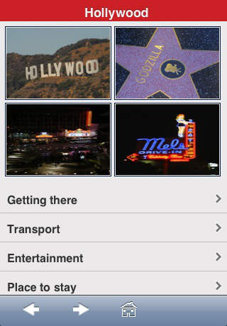Hollywood Travel Guides