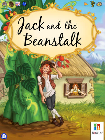 Jack and the Beanstalk: A Magic Fairy Tale Story Book for Kids
