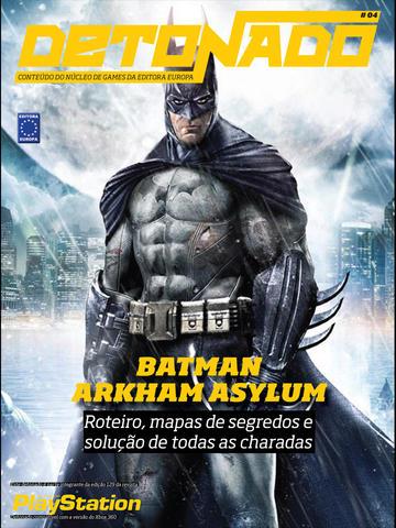 Batman: Arkham Asylum - Detonado