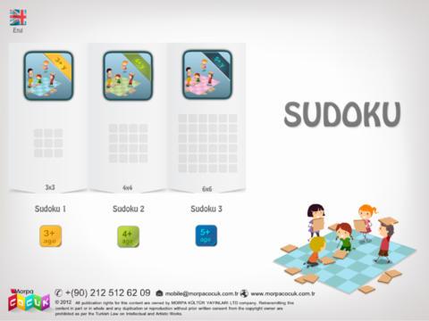 SudokuMorpa screenshot 2
