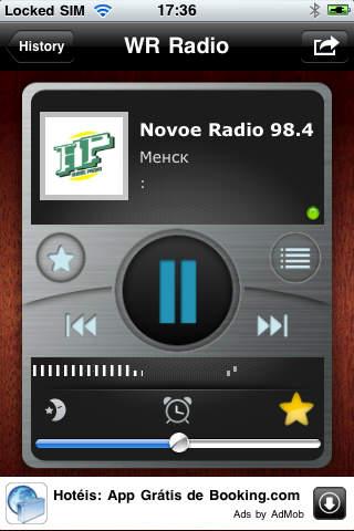 WR Belarus Radios