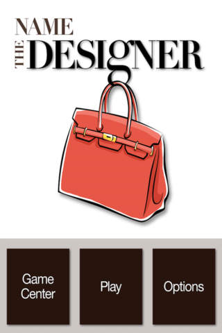 Name The Designer - Handbags