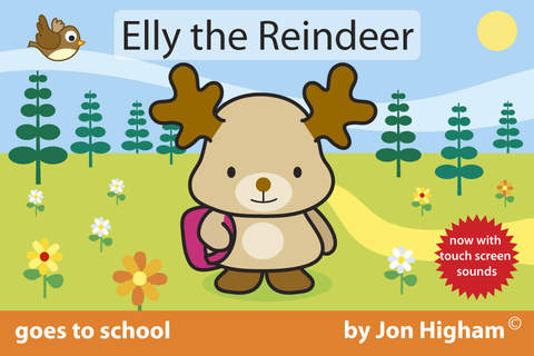 Elly Book 2 - goes to school