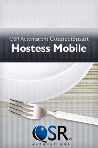ConnectSmart Hostess Mobile 4.0.155.0 iPhone Screenshot 1