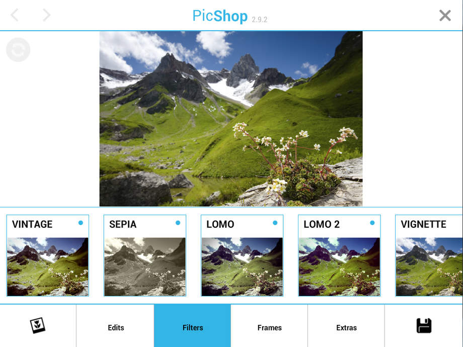 PicShop Lite - Photo Editor - iPhone Mobile Analytics and App Store Data