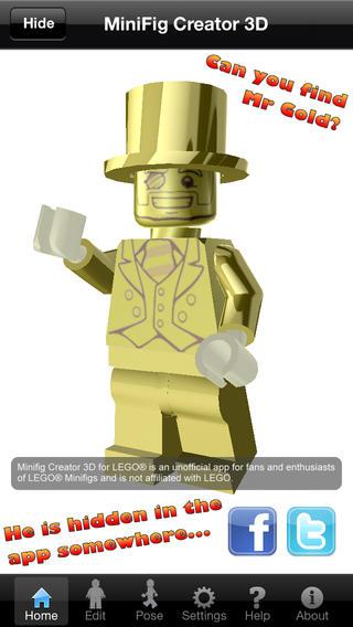 Minifig Creator 3D for LEGO®