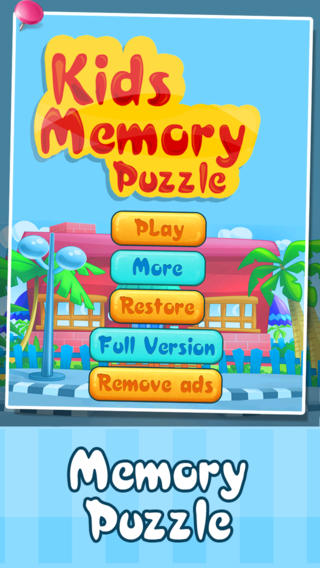 Mind Game : Memory Puzzle