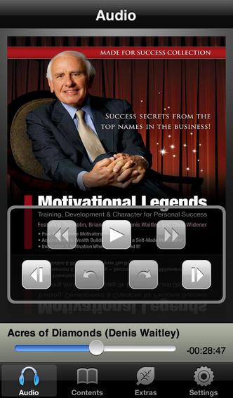Motivational Legends: Training, Development & Character for Personal Success