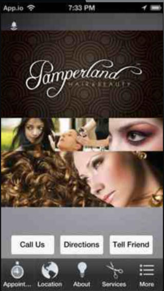 Pamperland Hair & Beauty