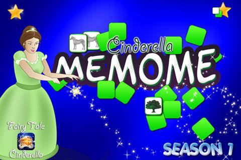 MemoMe - CINDERELLA Season 1