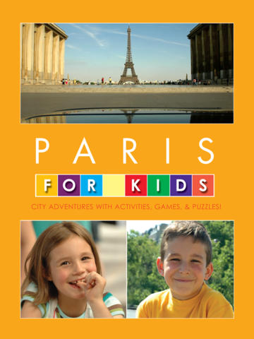 Paris for Kids for iPad