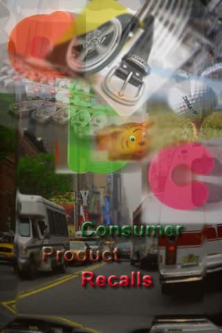 Consumer Recalls