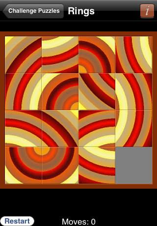 Tile Puzzles - Free iPhone Screenshot 3