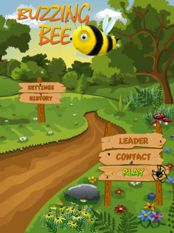 Buzzing Bee HD