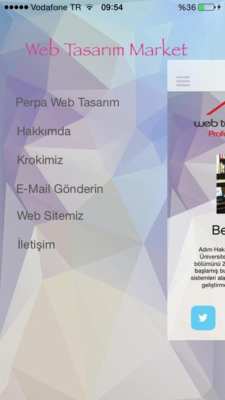 Web Tasarım Market