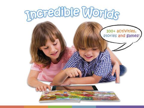 Seebo® Incredible Worlds HD