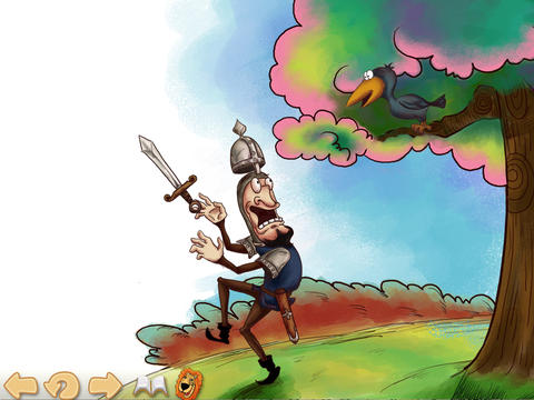 Aesop's Fables-Hongmu Interactive Book