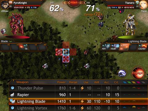 The War of Eustrath HD iPad Screenshot 1