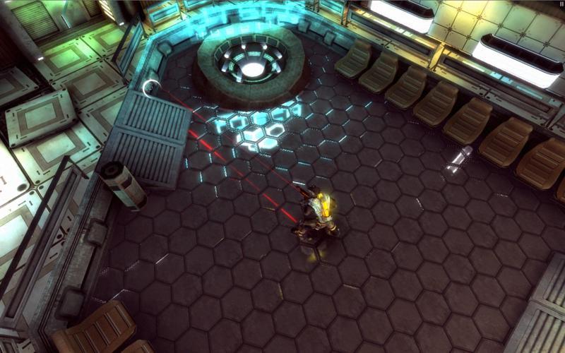AngryBots Screenshot