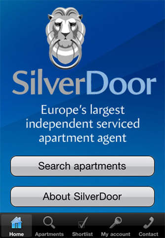 SilverDoor Serviced Apartment Search