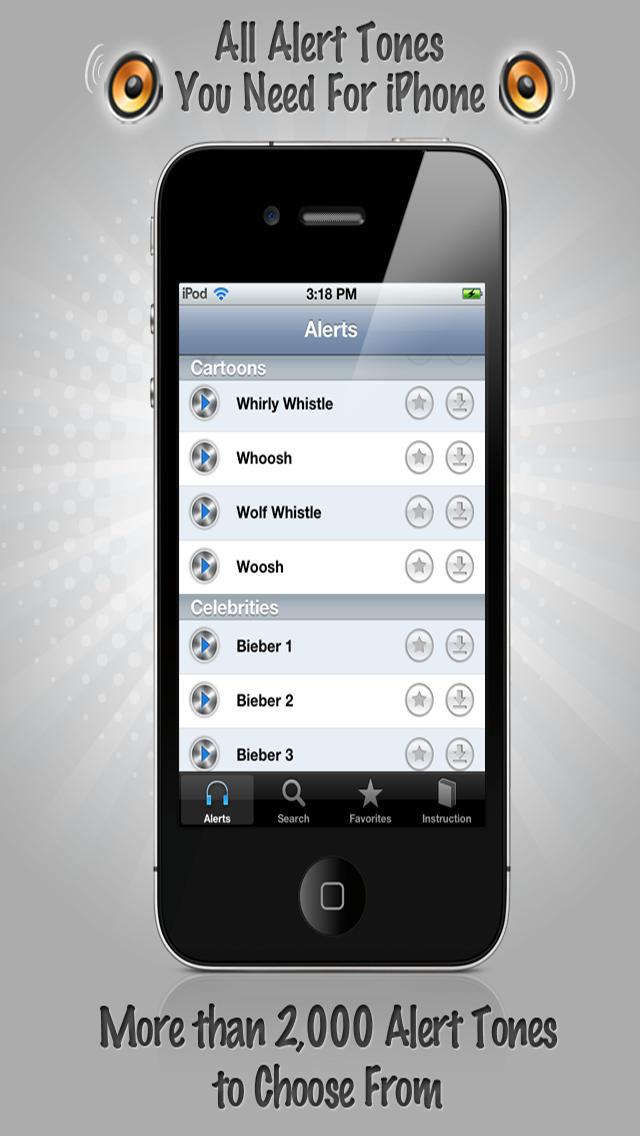 Download free iPhone ringtones - Free ringtones - download