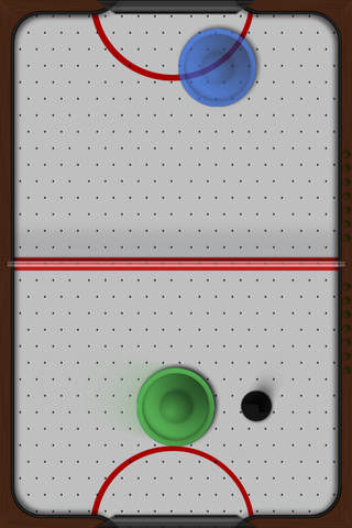 Aero Hockey iPhone Screenshot 1