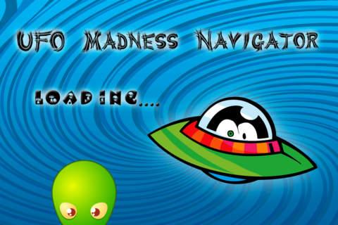 UFO Madness Navigator