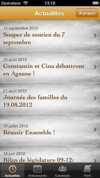 PDC St-Maurice