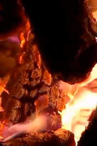 Weihnachtsgeschichte am Kaminfeuer