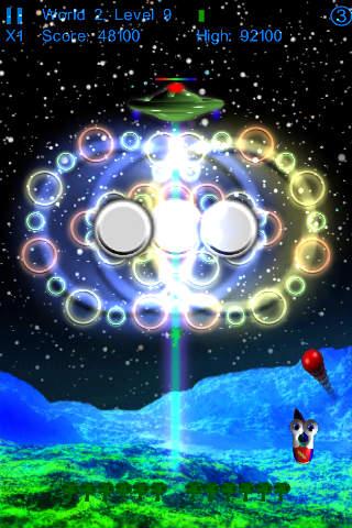 Sonic Slug Bricks iPhone Screenshot 5