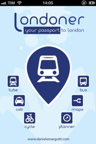 Londoner Pro Bus Tube
