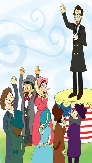 The Lincoln 믿음의 위인 링컨