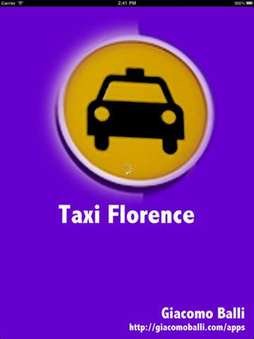 Taxi Firenze - L'applicazione per trovare un ta...