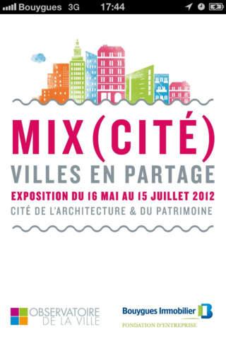Mix cité Villes en partage