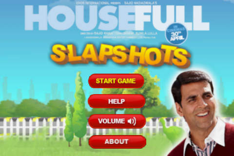 Slapshots - Official Housefull Movie Game