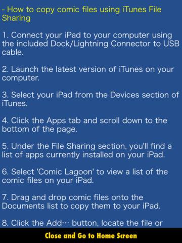 Comic Reader for iPad