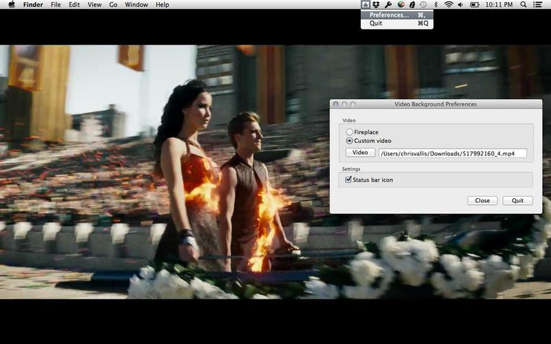 "Video Background - 用视频左桌面背景[OS X]丨""反""斗限免"