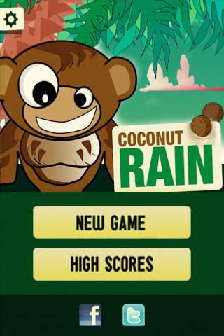 Coconut Rain Free