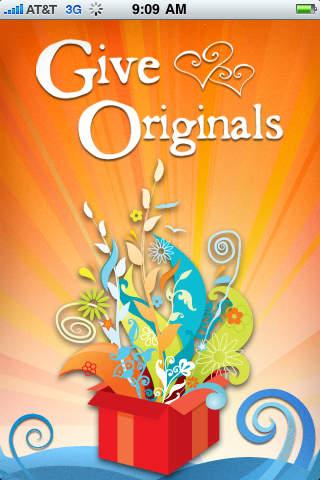 Give Originals