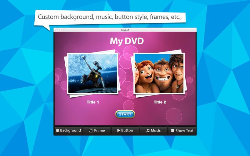 MylifeDVDCreator Screenshot - 3