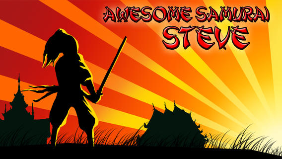 Samurai Steve - Dash and Jump to Escape from the Evil Warlord