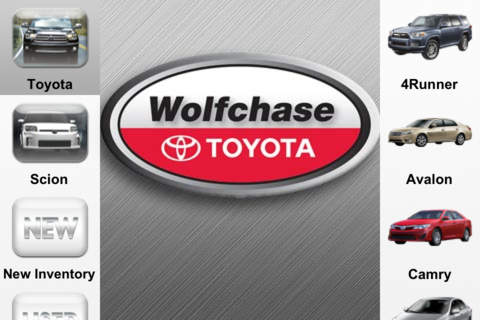 Wolfchase Toyota